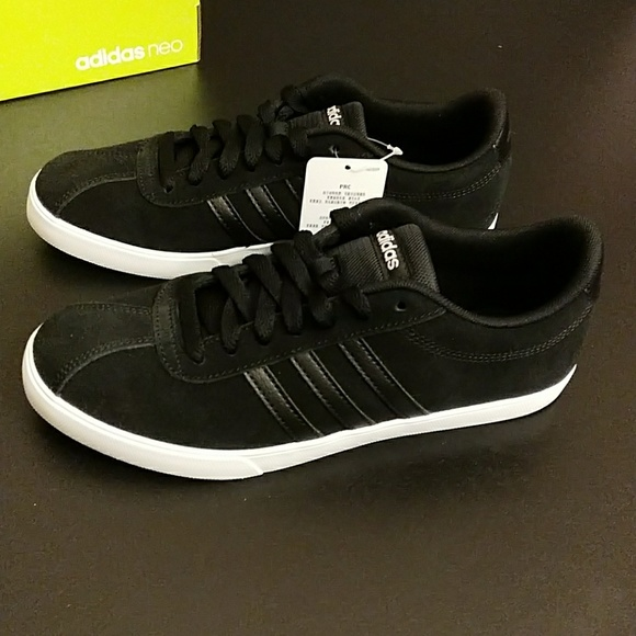 *SALE* Women's Adidas Neo Court Set Suede NWT